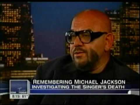 John Nazarian PI On Michael Jackson Death Investigation