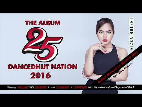 Download lagu terbaru Rizka Molent - Bukan Muhrim (J. Shalwa Mix) (Official Audio Video) terbaik