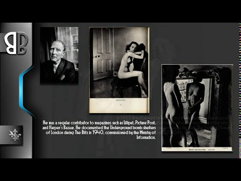 ANVERRA - Film Production - BILL BRANDT - Shadow of Light...