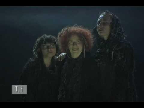 Weird Sisters Macbeth 10
