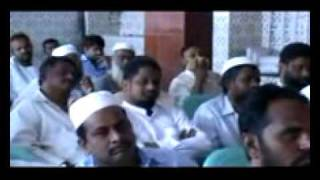 Urdu Lecture by Br. Mansoor, Part 6 of 9