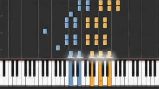 """Tim Minchin - """"Peace Anthem for Palestine"""" on Synthesia"""