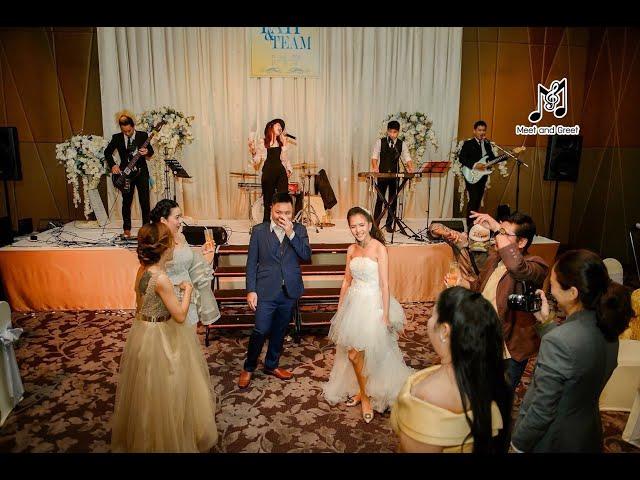 [Live] งานแต่ง After Party @Millennium Hilton | Meet and Greet วงดนตรีงานแต่ง งานเลี้ยง