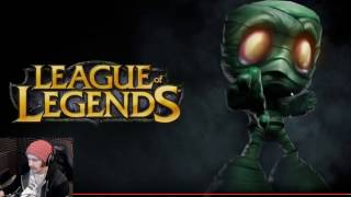 My first League video - from 7 years ago