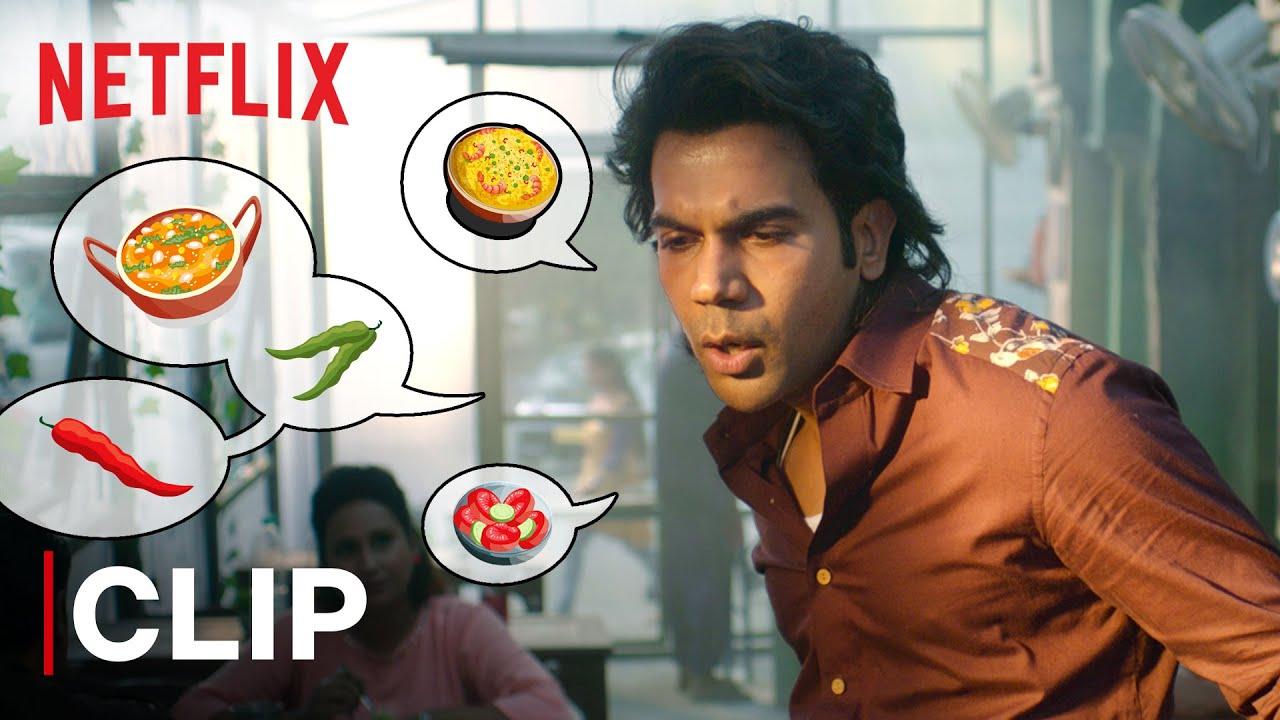 Mithun Da Style Menu | Rajkummar Rao | Ludo | Netflix India