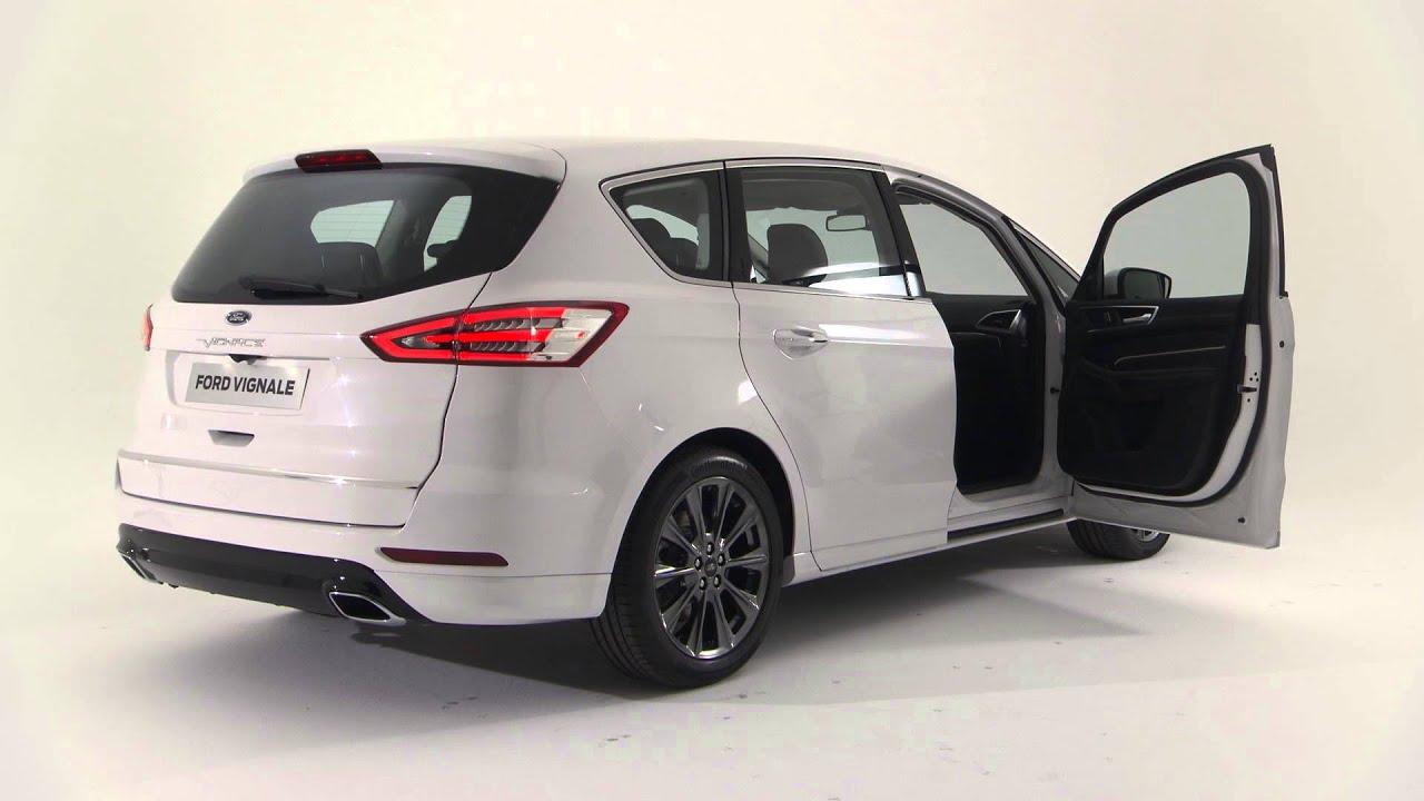 ford s max vignale youtube. Black Bedroom Furniture Sets. Home Design Ideas