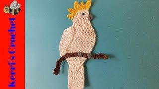 Crochet Cockatoo Tutorial