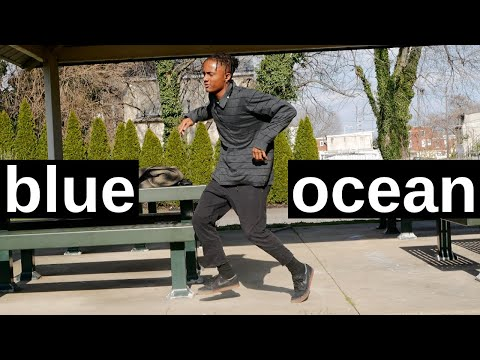 Jaden Smith - Blue Ocean V19 (Dance Freestyle by Diavion) #TheVative