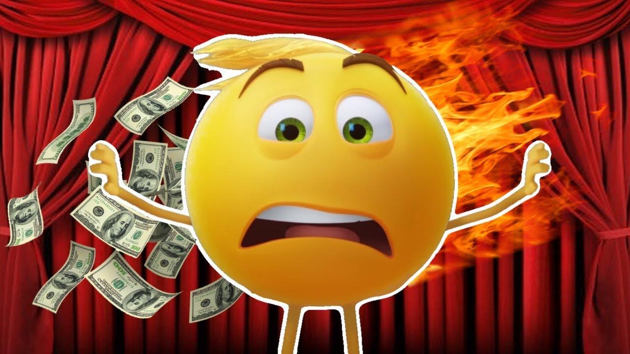 the emoji movie u2019s defeat in the box office battle