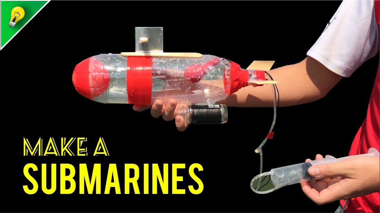 How To Make A Submarine - From Plastic Bottles & Coca Cola - Amazing Homemade Submarine Plans on gunboat plans, homemade rvs from bus, homemade backhoe, duck boat plans, homemade duck boat blinds, type xxi u-boat plans, moonshine still plans, homemade tank, homemade swimming ponds, homemade boat windshield, homemade campers, periscope plans,
