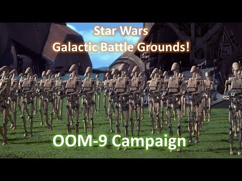 Star Wars Galactic Battle Grounds: Part 1 - Property Damage