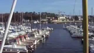 Audierne Finistère Sud - un port dans la ville
