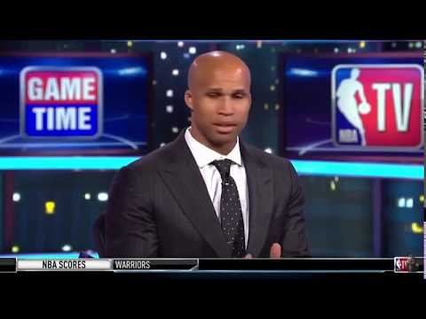 Dan Gilbert and Richard Jefferson post game analysis - Warriors vs Spurs