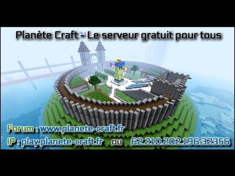 """Planete-Craft Survie """"Première maison"""""""