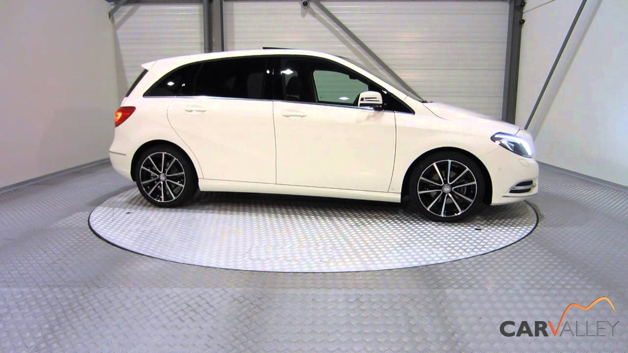 mercedes benz b200 cdi sports tourer 2013 youtube. Black Bedroom Furniture Sets. Home Design Ideas