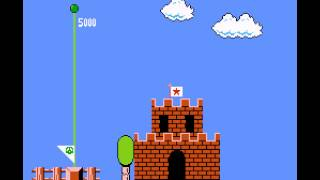 Super Mario Bros - Pac TASes SMB with warps -  - Vizzed.com GamePlay - User video