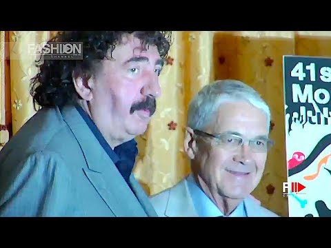 CLAUDE NOBS - ST. MORITZ ART MASTERS 2009 with Nick The Nightfly - Fashion Channel