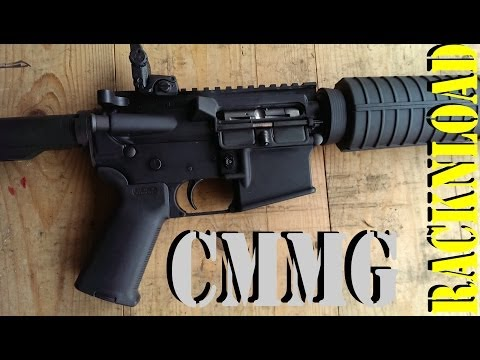 CMMG .22LR by RACKNLOAD