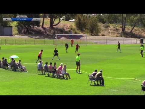 South Hobart v Port Melbourne Friendly 2017 01 22