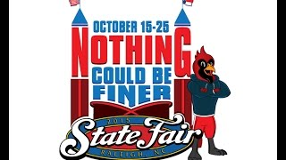 2015 N.C. State Fair Theme Announcement - Nothing Could Be Finer