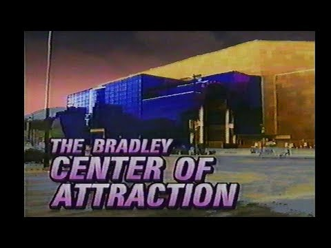 The Bradley Center of Attraction - News 4 Milwaukee 1988