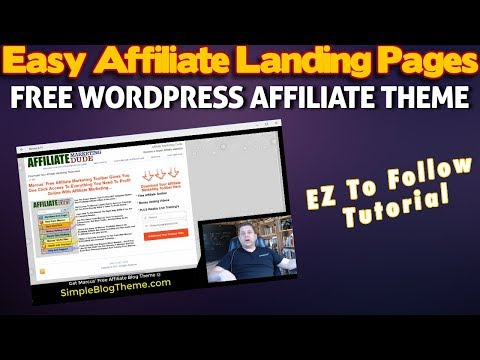 Best WordPress Theme for Affiliate Marketing Websites For High Conversion (CTR)