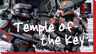 Temple of the Key - Episode 10 - Red vs. Blue Season 13