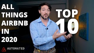 Gambar cover Ten Things You Need To Know To Run Your Airbnb Business In 2020