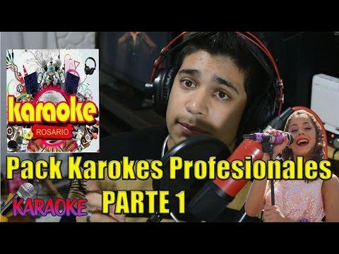 Karaoke Pack Gratis Para Tu PC MP3+G (Karafun Player) [PACK DE CANCIONES EN ESPAÑOL PARTE 1]