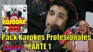 Karaoke Pack Gratis Para Tu PC MP3+G (Karafun Player) [PACK DE CANCIONES EN ESPAÑOL PARTE 1]