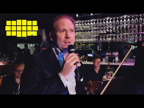 Daniel Hope & Ludovico Einaudi - Spheres - Yellow Lounge Stockholm (Full Performance)