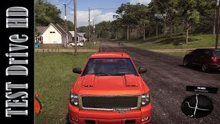 Chevrolet Silverado 1500 | Street Spec - 2010 - The Crew - Test Drive Gameplay (PC HD) [1080p]