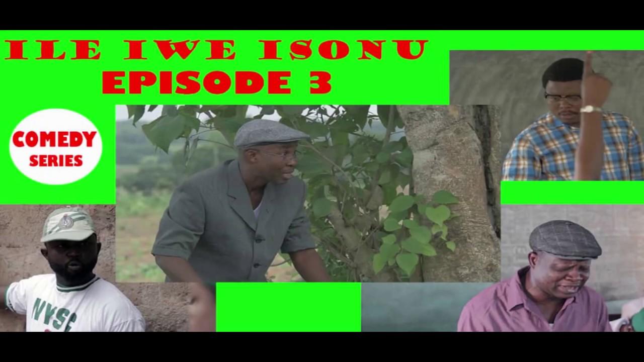 Download Ile Iwe Isonu EPISODE 3