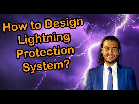 How To Design Lightning Protection System In Power System Protection Online Course