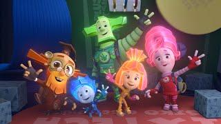 Фиксики - Телевизор | Познавательные мультики для детей