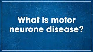 Related: What Is ALS? https://youtu.be/ZqhHdpS5EWI Symptoms of ALS https://youtu.be/2YMQCPa-LQI Amyo.