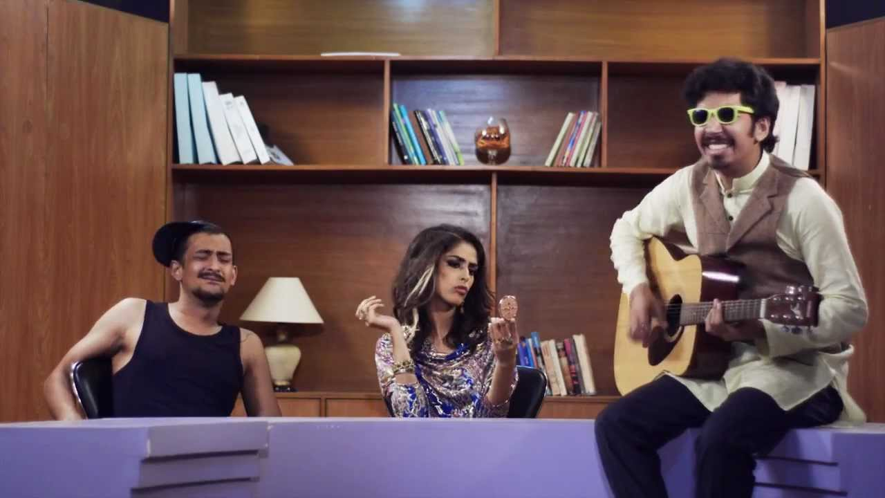 Faris Shafi - Awaam (Feat. Mooroo) - YouTube