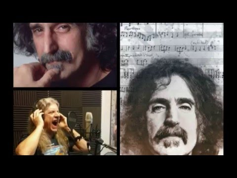 """Joe's Garage"" Cover - Dedicated with great respect to Mr. Frank Zappa"