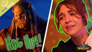 HE DIDN'T DESERVE THIS! | World of Warcraft Old Soldier Reaction