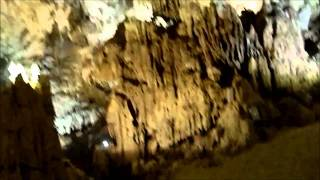Bean're visit The Phong Nha Cave in Vietnam