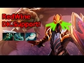 Dota 2: RedWine Plays Dragon Knight Support !