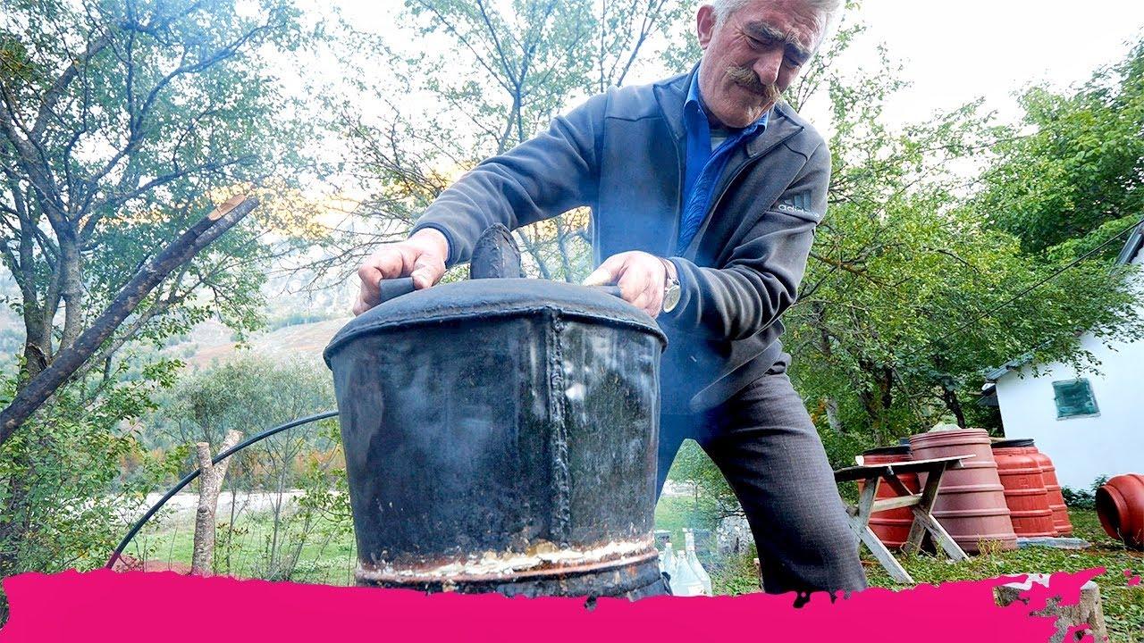 Download Making ALBANIAN RAKI in the Albanian Alps & Attractions | Valbona, Albania