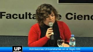 Presentación del libro: Admisiones universitarias en el siglo XXI - Parte2