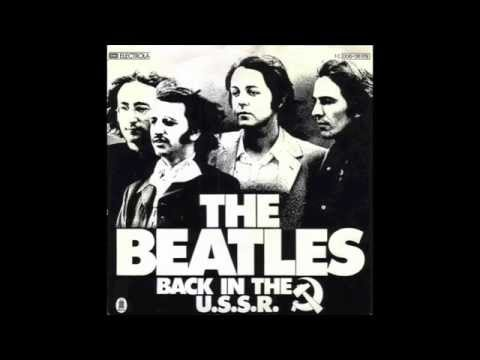 The Beatles: How they wrote Back in the USSR