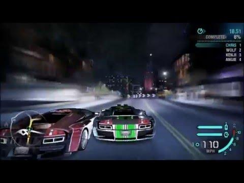 Need For Speed Carbon - Vs Darius + Ending