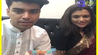 Salman Muqtadir New Video 2016 with Sabila Nur