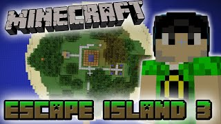 ESCAPE ISLAND   MAPA MINECRAFT   GAMEPLAY #3 (FINAL)   FloGar o.O