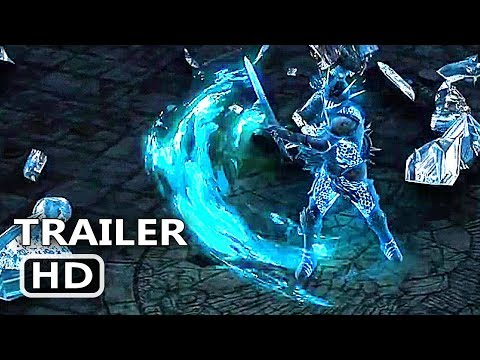 PS4 - Path Of Exile Gameplay Trailer (2018)