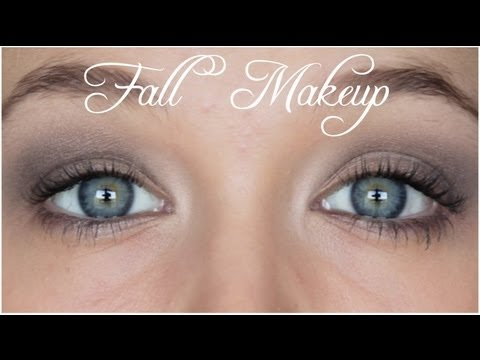 [ Tutoriel Maquillage n°23 ] : Fall Makeup 2013 !