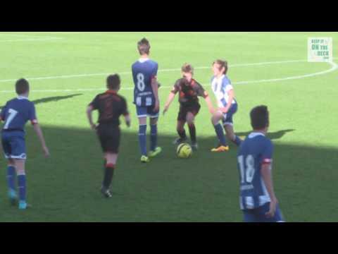 St Kevins Boys vs Deportivo La Corruna - Game 7 Academy Cup 2016